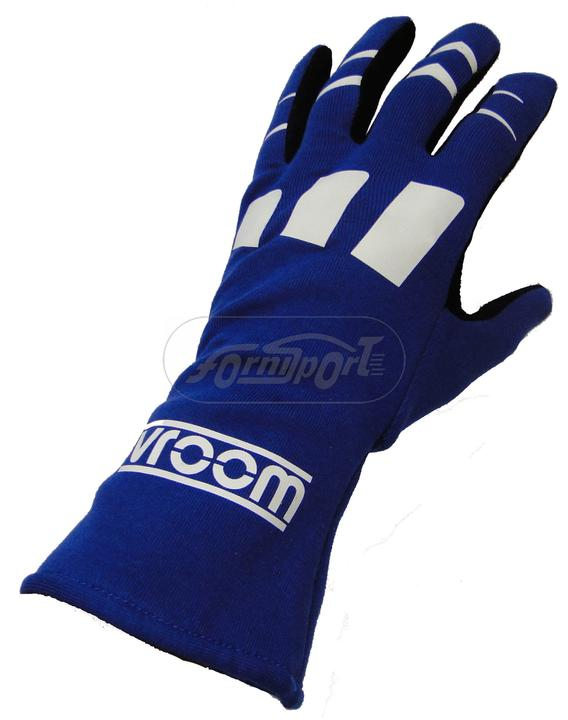 Guantes  Vroom.  Azul M  Especiales Lar