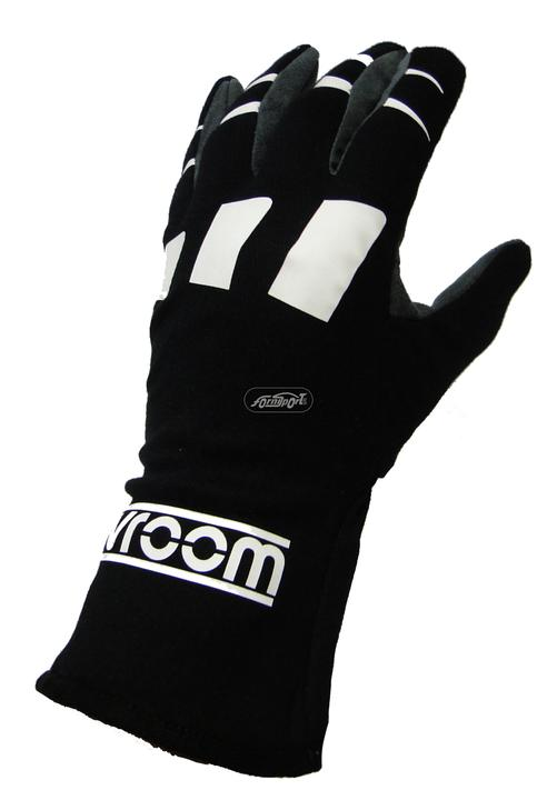 Guantes  Vroom.  Negro L  Especiales La