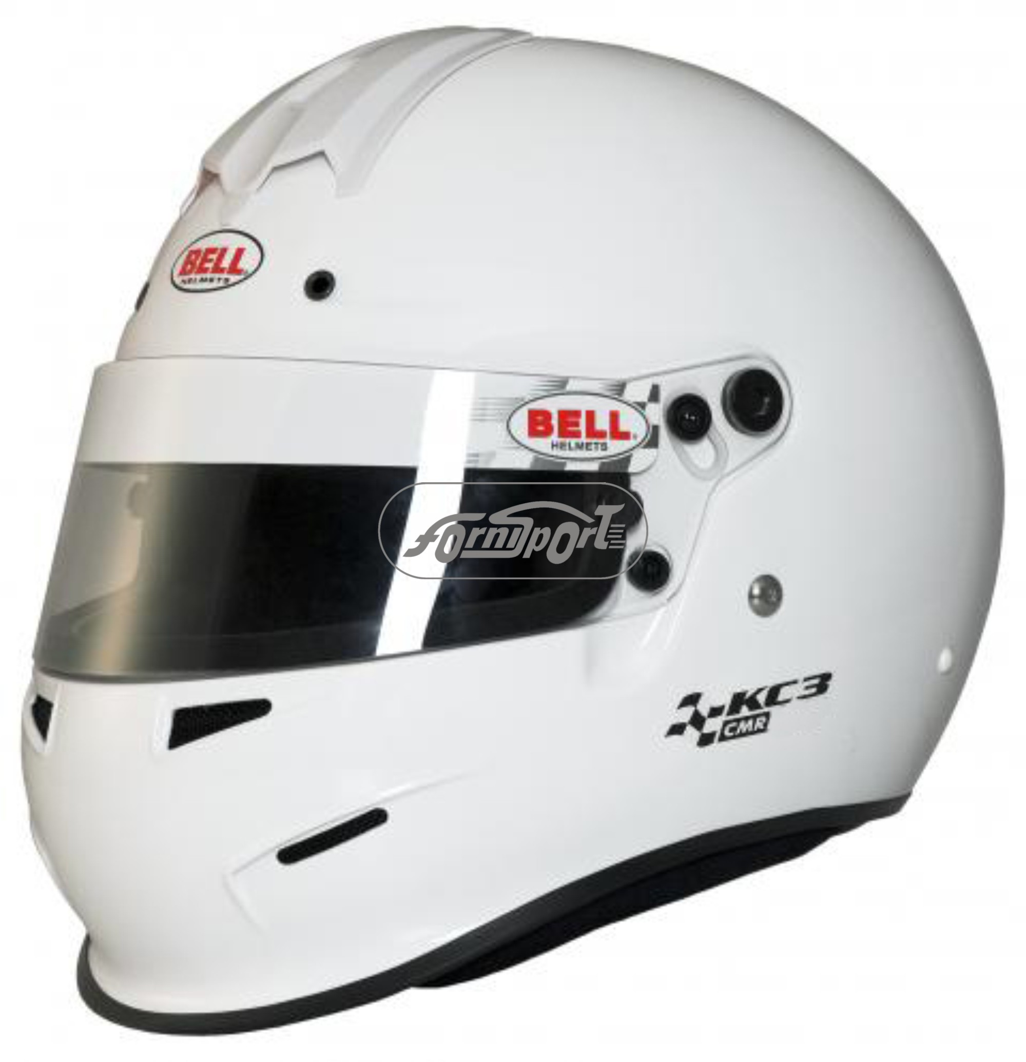 Casco FIA BELL Integral Hom KC3 T54