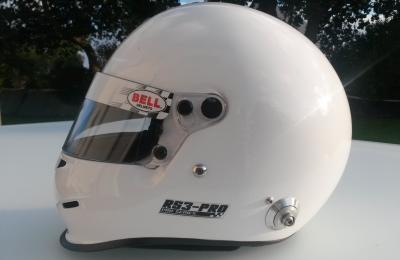 Casco FIA BELL Integ. Hom. RS3  T58