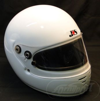 Casco Integral  J*S Racing  T 53 A 4   Sin Aleron