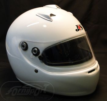 Casco Integral  J*S Racing  T 58 A 5 Sin Aleron